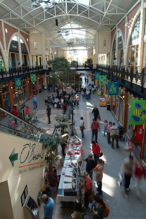 New shopping st for killarney past few months the move by marks spencer to locate in the town has been a strong vote of confidence as well as a draw for new shoppers to killarney pmusecretfo Gallery
